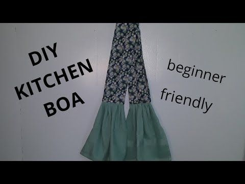 Kitchen Boa You Can Make This Even Beginners Youtube