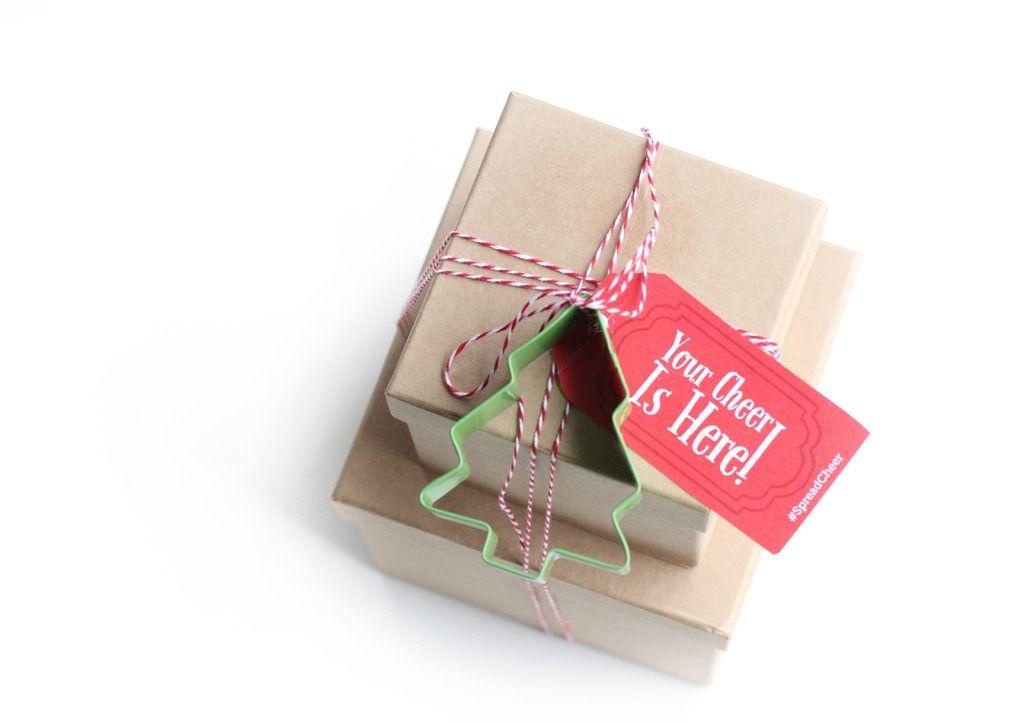 Christmas Sugar Cookies #SpreadCheer