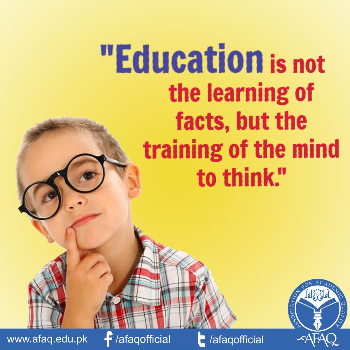 Educational Quote Afaq Association For Academic Quality Education Quotes Education Quotes In Hindi Education