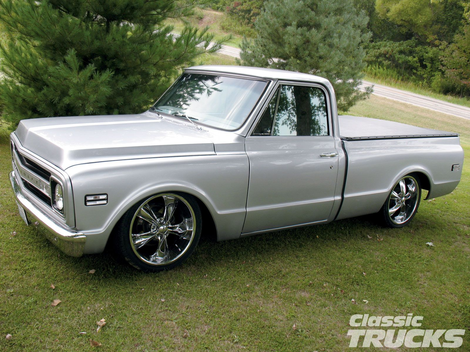 My Truck I Want A 1969 Chevy C10 Pickup Sweet Lookin One With