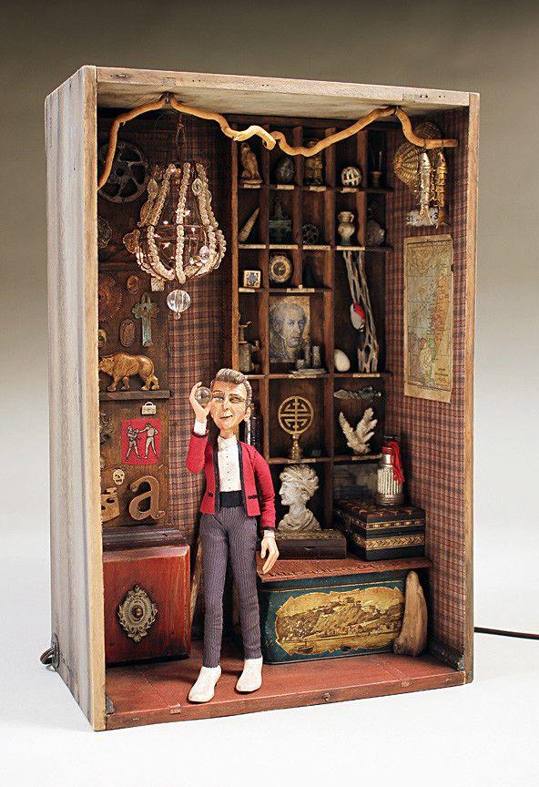 Wonder Cabinet by Tom Haney