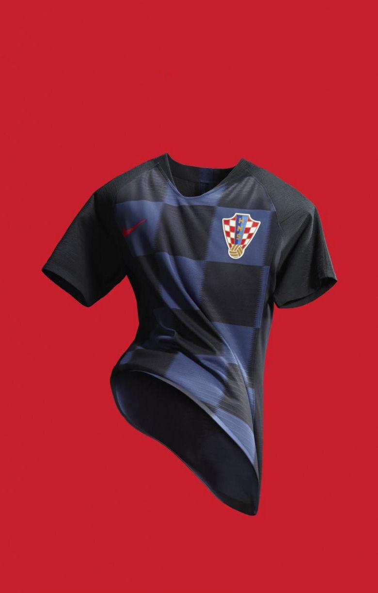 4409e30769f78 Camisas da Copa do Mundo 2018 - Uniformes das seleções para a Copa ...