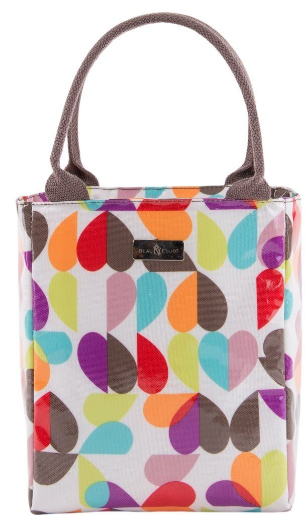 9c73ba820404 Beau Elliot Brokenhearted Lunch Tote: Amazon.co.uk: Kitchen Home ...