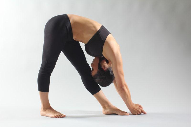 позы йоги цистит