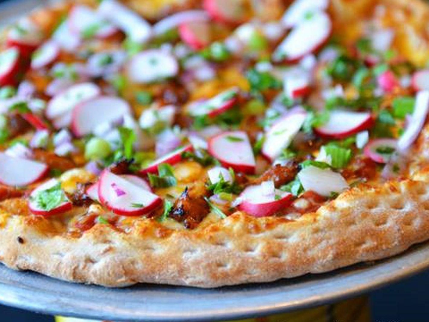 Pizza Luce Minneapolis St Paul