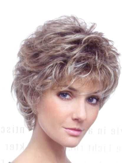 Frisuren locken ab 50