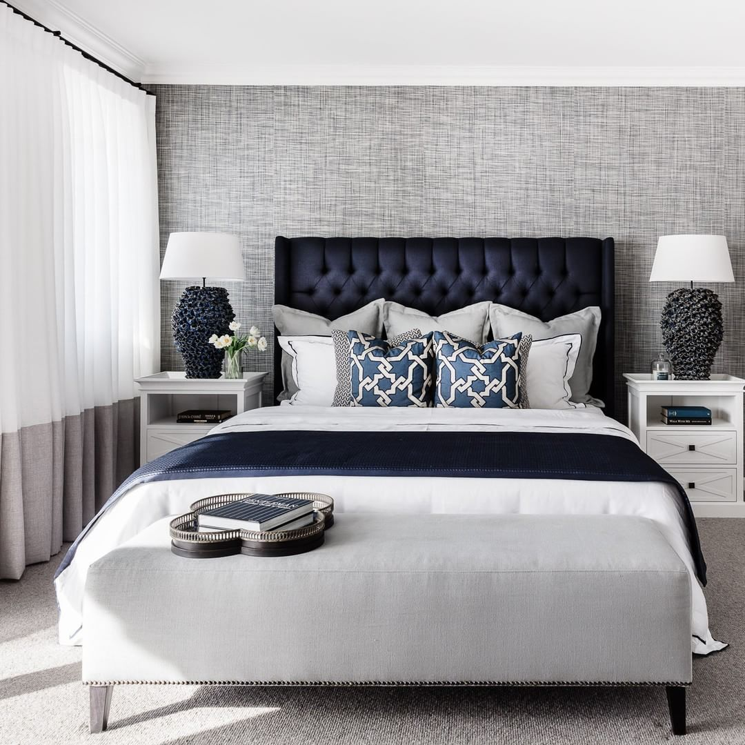 39++ Hamptons bedroom decor information