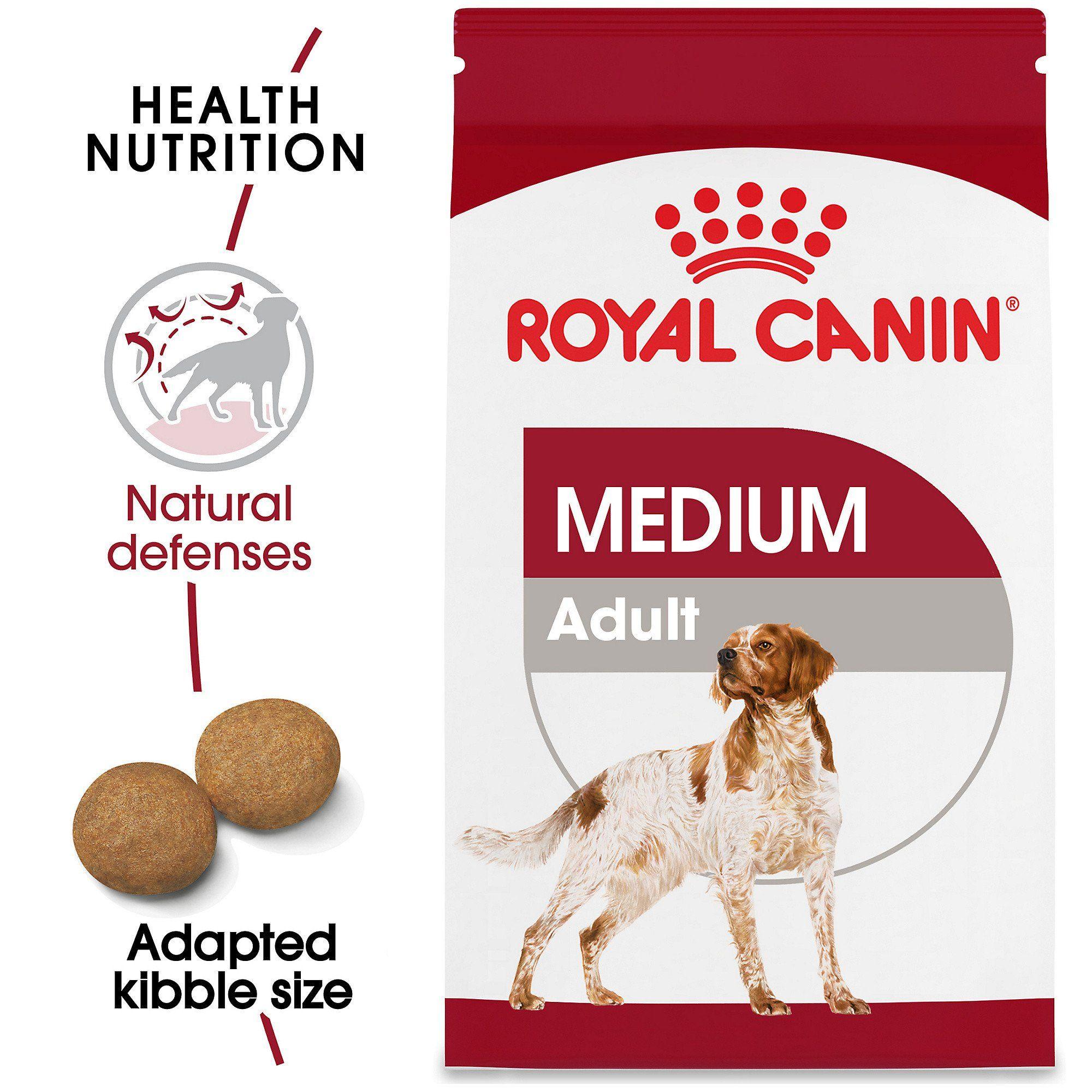 Royal Canin Size Health Nutrition Medium Adult Dry Dog Food 17