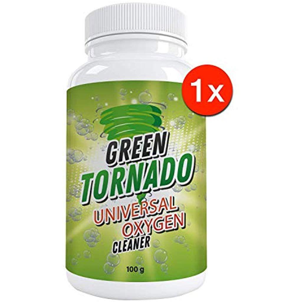 Green Tornado Magischer Oxygen Reiniger Schaumreiniger Abflussreiniger Rohrreiniger Rohrfrei Badewanne Waschbecken Abflussreiniger Sanitar Abfluss