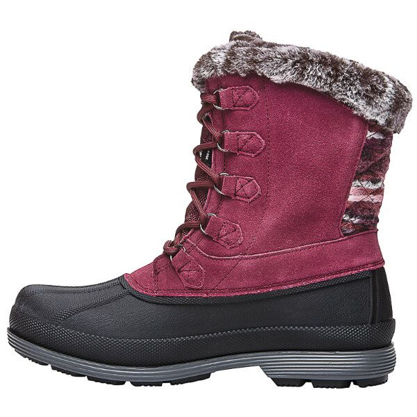 c61175e7d4c Looking for an extra wide width snow boot  The Propet Lumi Tall Lace comes  in widths up to 4EEEE!  snowboots  boots