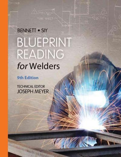 Blueprint Reading for Welders DIY Pinterest - new blueprint book for welders