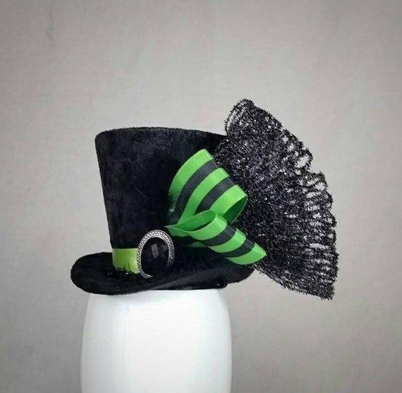 Black Mini Top Hat 80bb09ff8f0