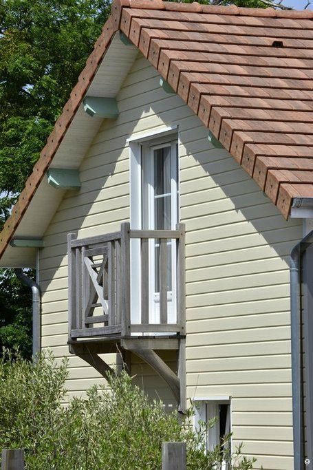bardage beige Home sweet Home Pinterest