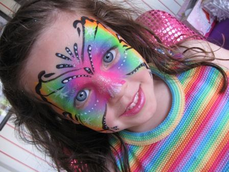 Image Result For Face Painting Business Cards Facepaintingbusiness Face Painting Face Painting Designs Face