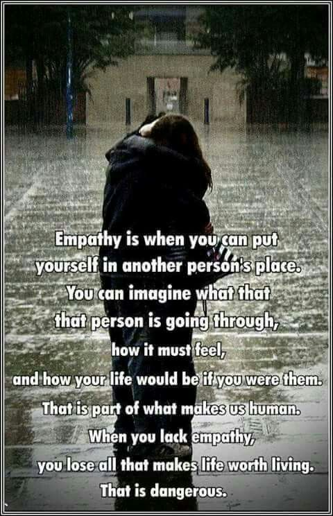 lack of empathy in relationships
