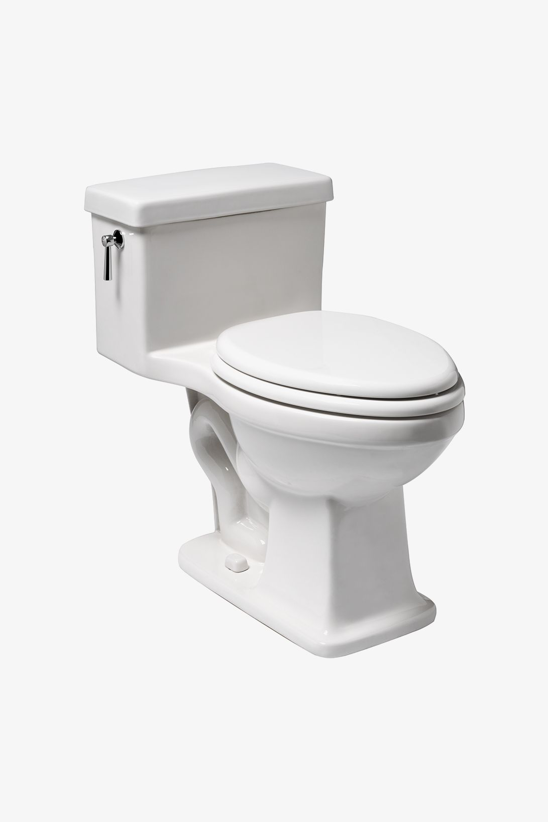 Alden One Piece High Efficiency Elongated Watercloset With Slow