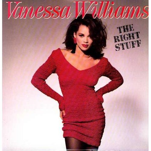 The Right Stuff Lp Cover Vanessa Williams More Than Miss