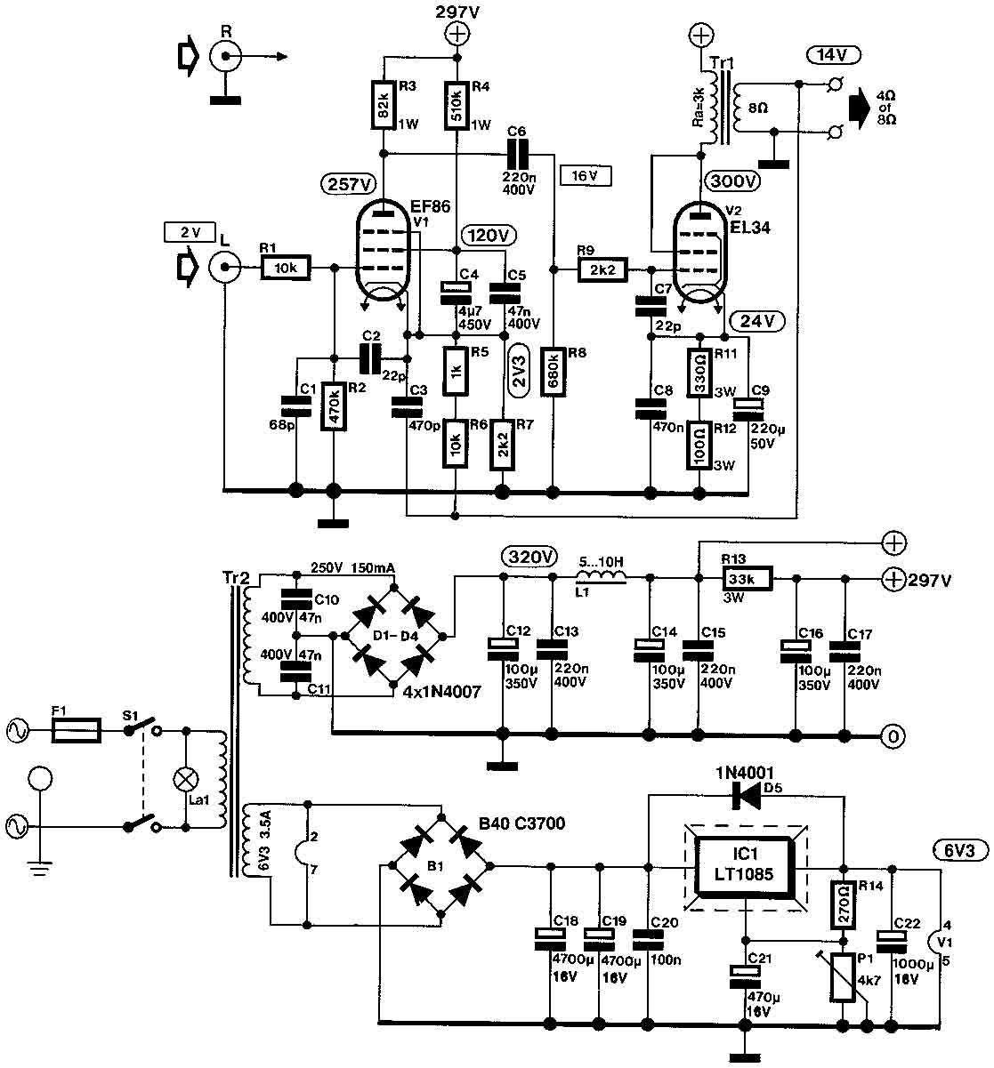 Pin By Dainius Zokas On Valve Amplifiers In
