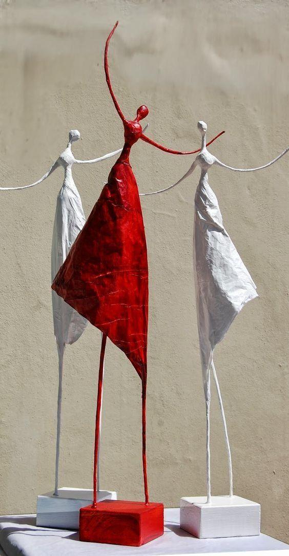 paper mache -