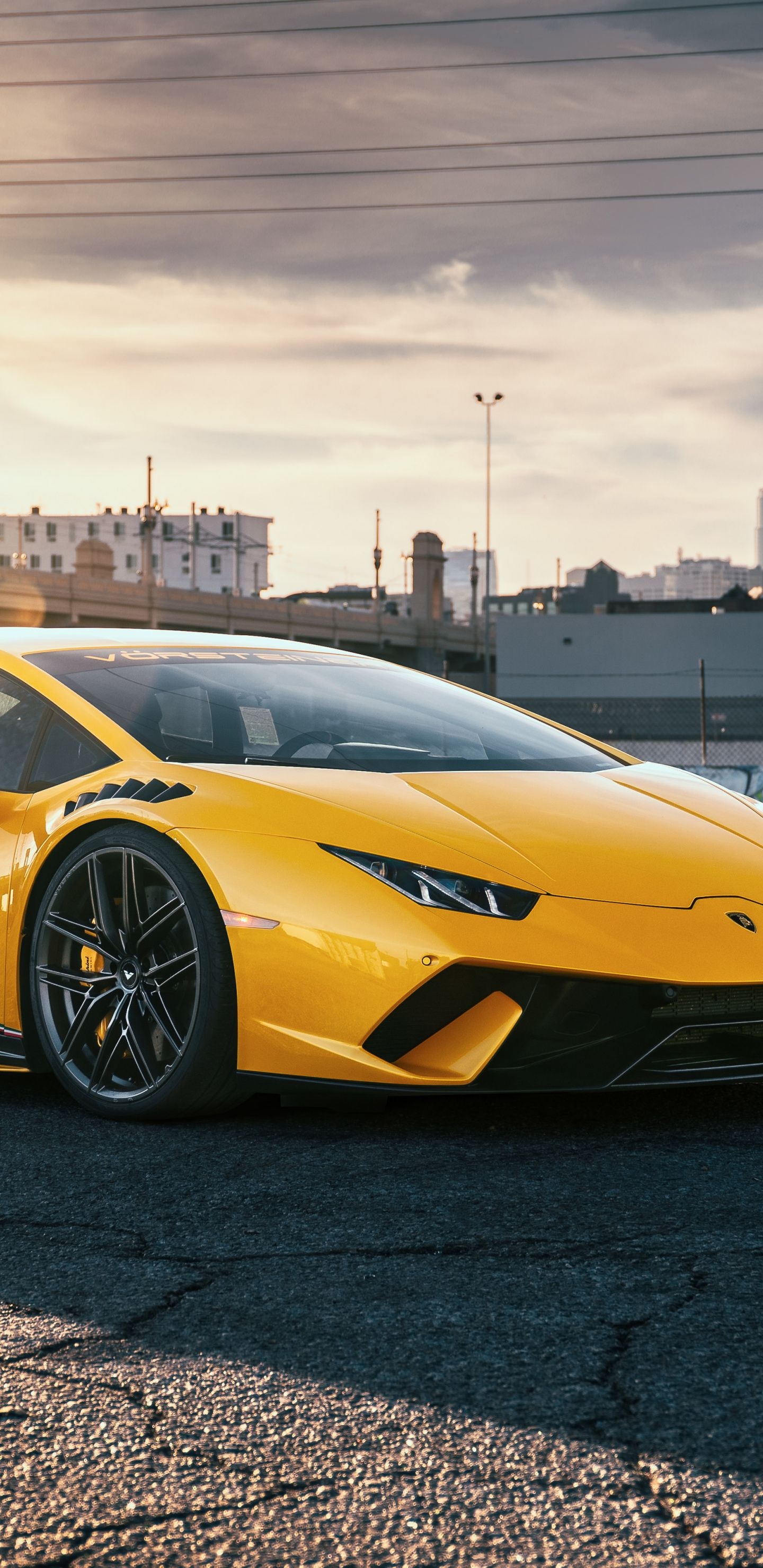 1440x2960 Lamborghini Huracan Yellow Sports Car Wallpaper Sports Car Wallpaper New Car Photo Lamborghini Huracan