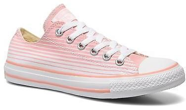 Women's Converse Trainers in Pink