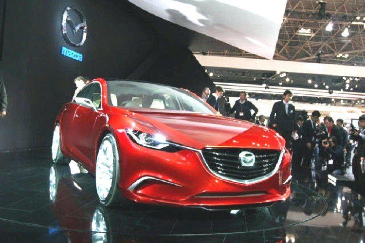 2015 Mazda 6 concept Mazda 6, Mazda, New cars