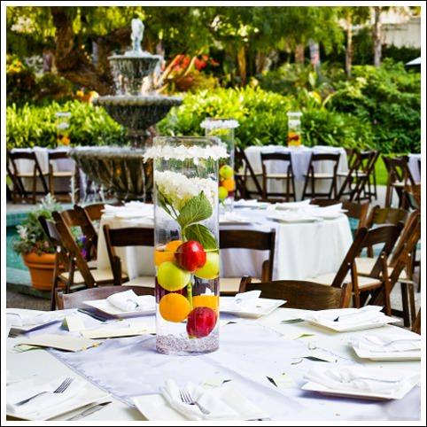 Fresh fruit centerpiece | Wedding Ideas | Pinterest | Fruit ...