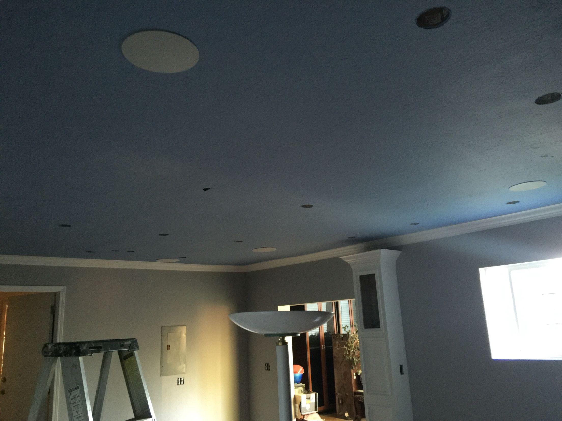 Dolby Atmos Ceiling Speakers Are In Ceiling Speakers Ceiling