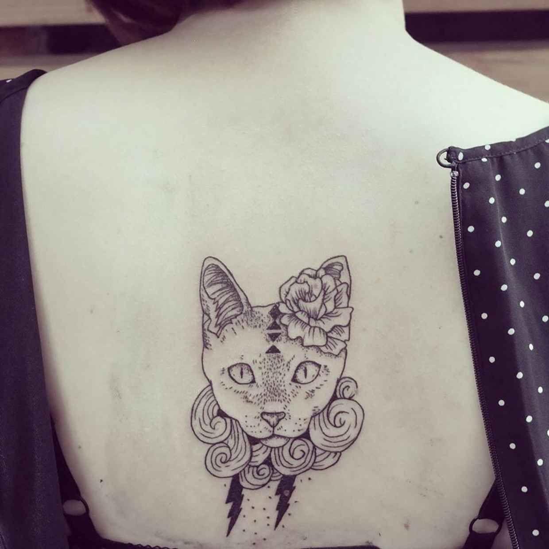 Beautifully Simple Animal Tattoos By Cheyenne Simple Animal - Beautifully simple animal tattoos by cheyenne