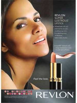 Halle Berry, Revlon PhotoReady Makeup | Makeup for Mac NC45 Skin ...
