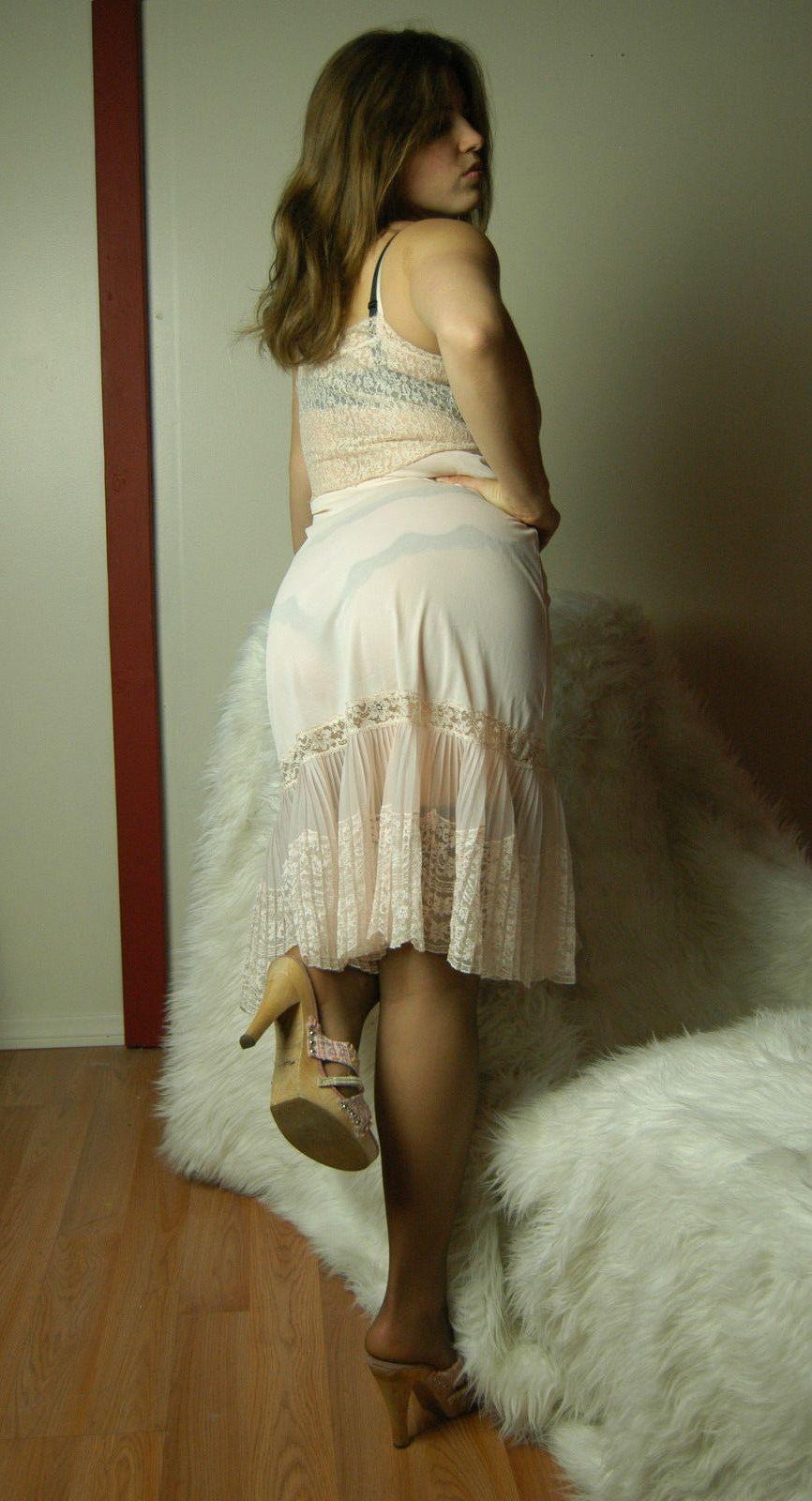 van raalte beautiful lace slip | slips, chemises & nightgowns