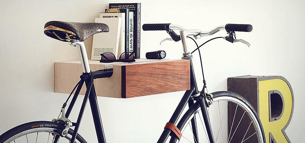 fahrrad in wohnung wohn design. Black Bedroom Furniture Sets. Home Design Ideas