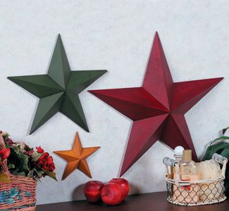 Wooden Stars Woodcraft Project Pattern These wooden stars are surprisingly easy to make! #diy #woodcraftpatterns