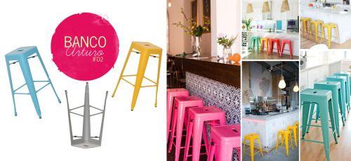 IFD2Banco Arturopinterest.com/ifd2#homedecor #decoration #ifd2 #style #design #banco #colors #pub#decorstyle #pinterest #collection