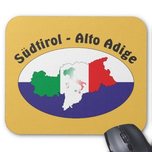 Südtirol – Alto Adige - Italien - Italia Mousepad