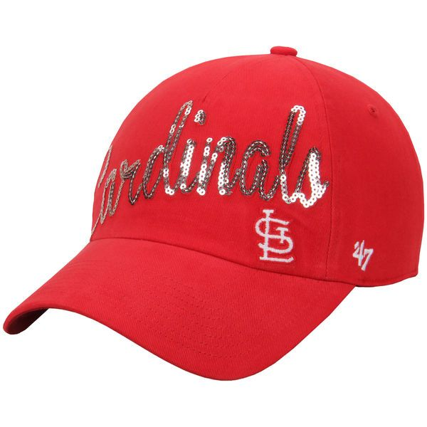 super popular 72186 d24b2 Cardinals Hat, St Louis Cardinals, Caps For Women, Red Hats, Clean Up