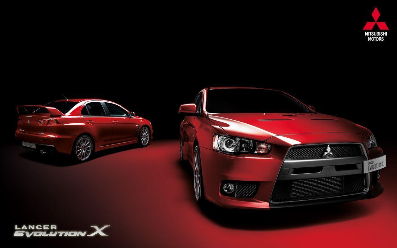 Mitsubishi Lancer Evolution X Wallpapers Wallpaper Mitsubishi
