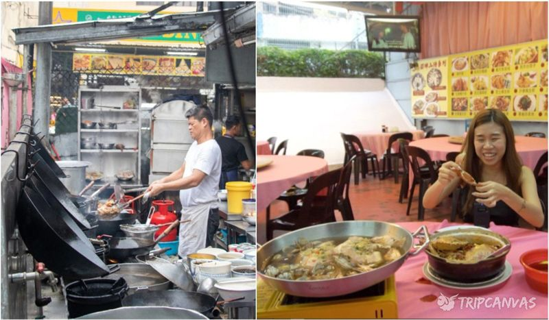 14 Legendary Local Food In Pudu Kuala Lumpur With Up To 120 Years Of History Local Food Food Seafood Restaurant
