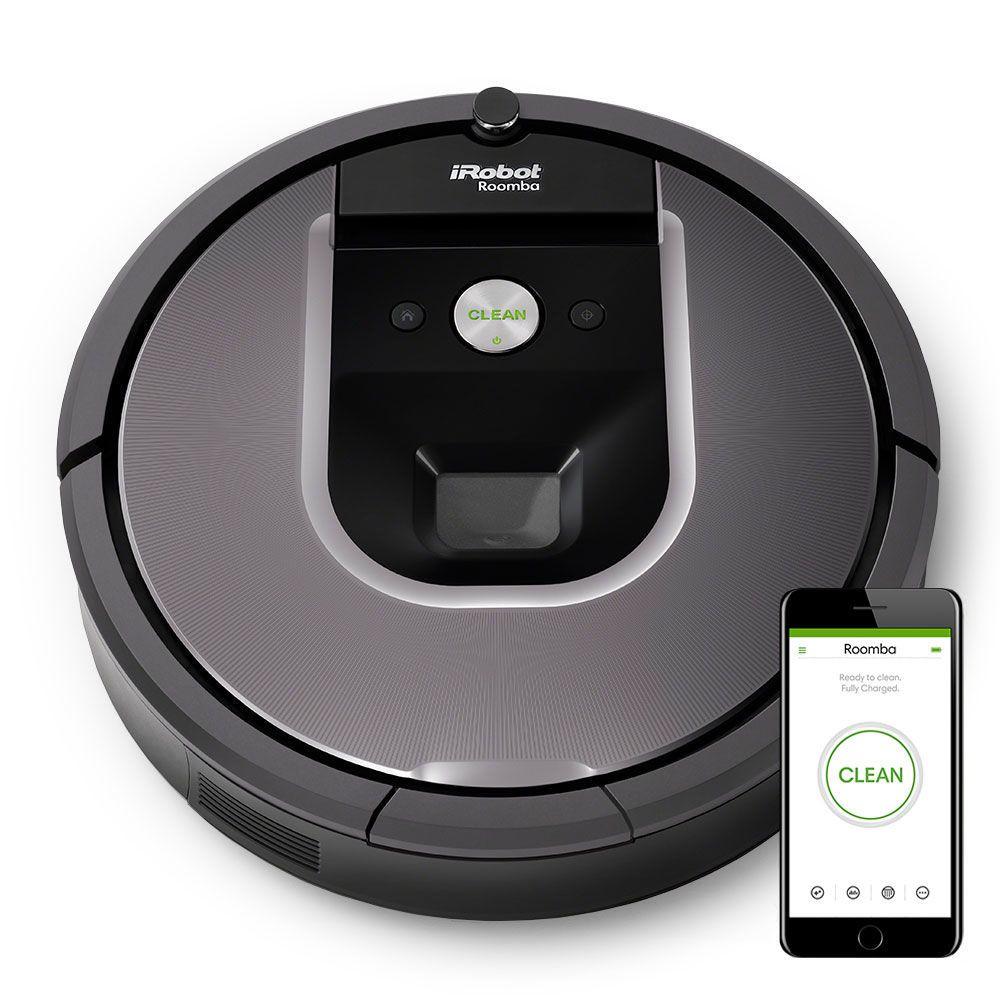 Aspiradora Robot Irobot Roomba 960 Aspiradora Robot Aspiradora