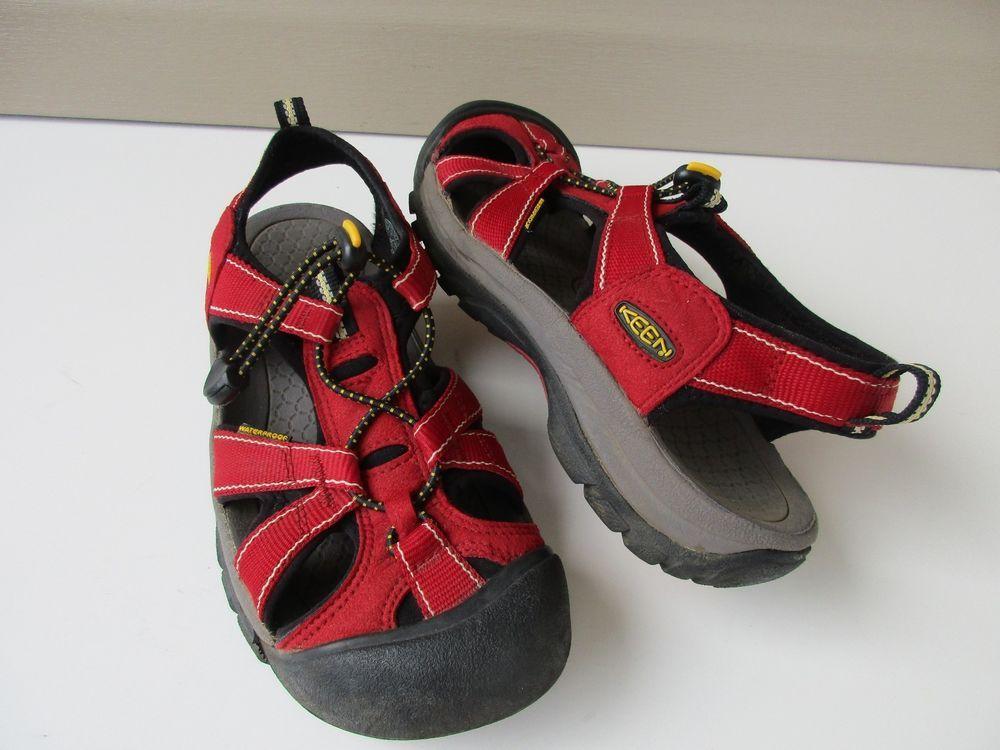 Keen women sandals 7.5 Red  KEEN  sportsandals  Casual