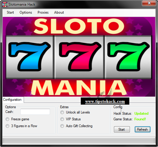 Slot Casino Android Hack