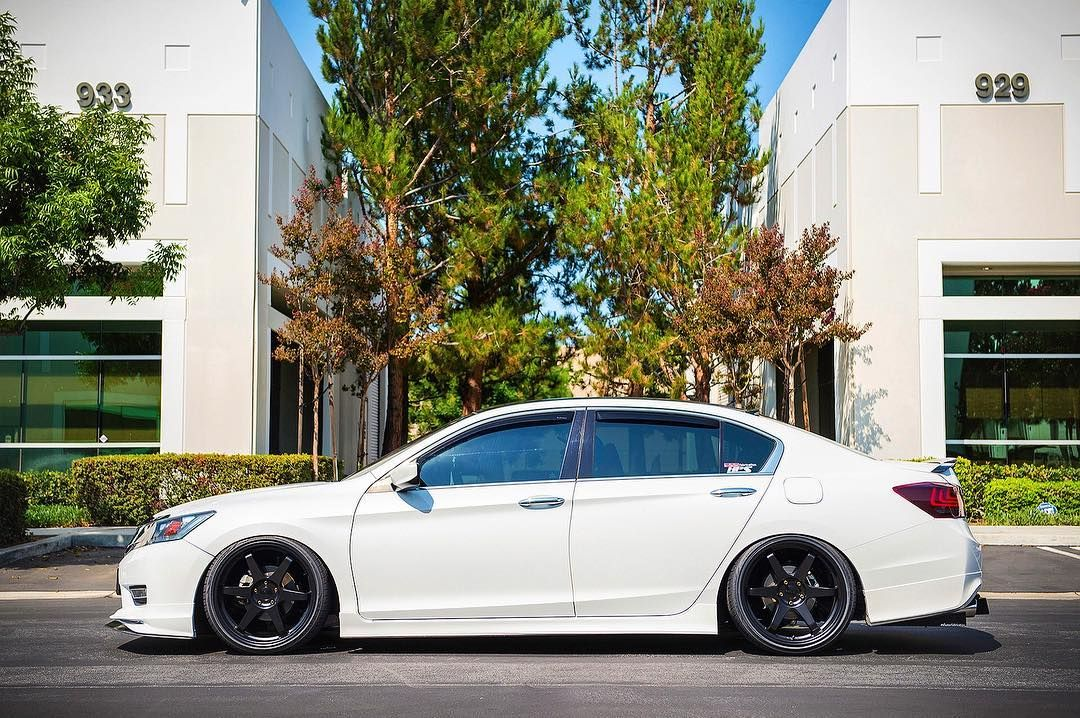 Nicely fitted Honda Accord. fontmotorsports VarrsToen