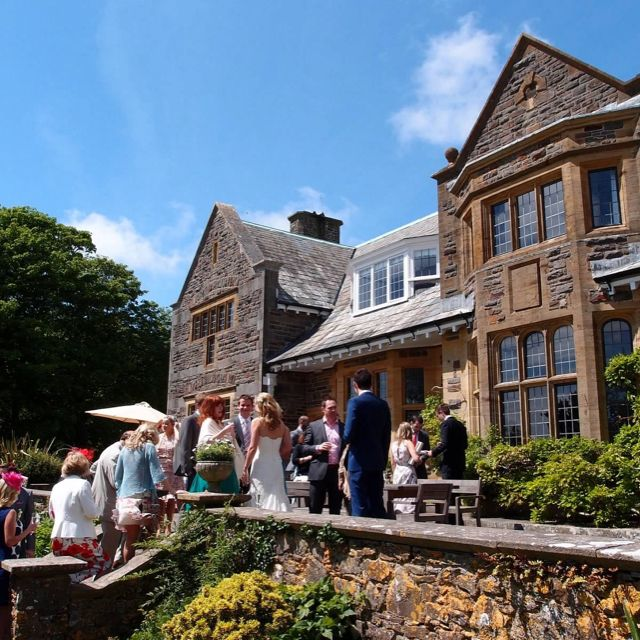Devon Wedding Venues Devon Weddings Wedding Venues In: Pickwell Manor In Devon. Amazing Place