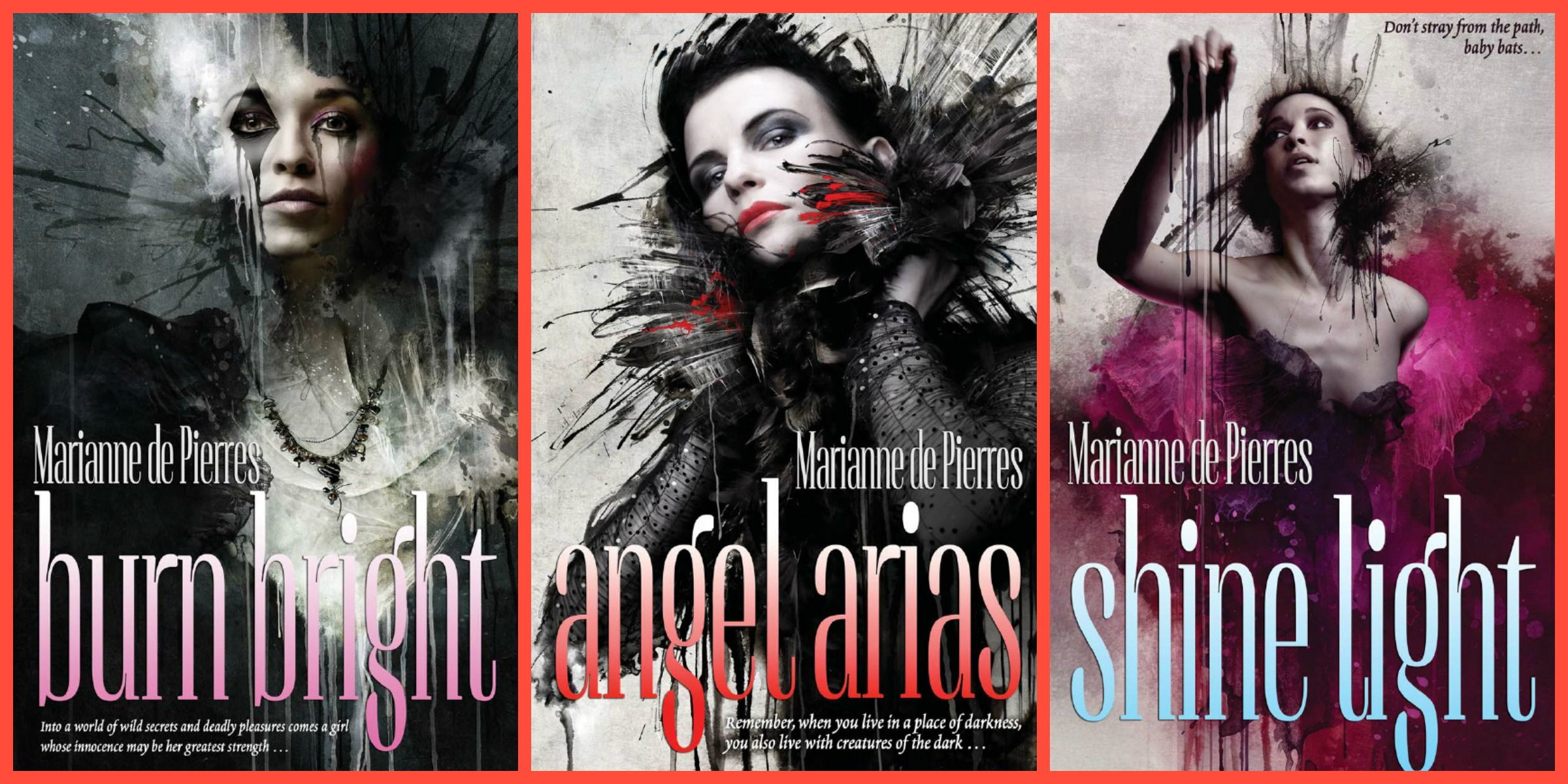 Angel Arias (The Night Creatures) read online