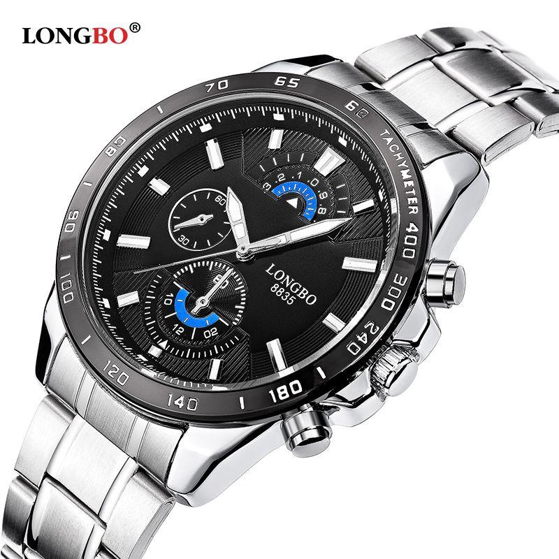 $19.98 (Buy here: https://alitems.com/g/1e8d114494ebda23ff8b16525dc3e8/?i=5&ulp=https%3A%2F%2Fwww.aliexpress.com%2Fitem%2FLongbo-Luxury-Brand-Sport-Watch-Men-Analog-Stainless-Steel-Military-Wristwatches-Male-Business-3Bar-Waterproof-Watches%2F32736029240.html ) Longbo Luxury Brand Sport Watch Men Analog Stainless Steel Military Wristwatches Male Business 3Bar Waterproof Watches for just $19.98