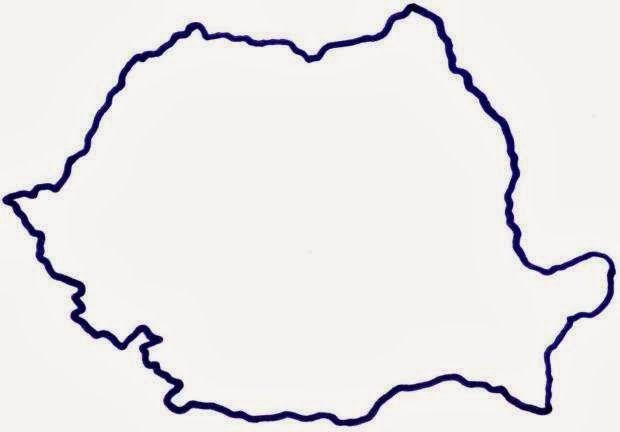 Harta Romaniei Imagini De Colorat Pentru 1 Decembrie Fise De