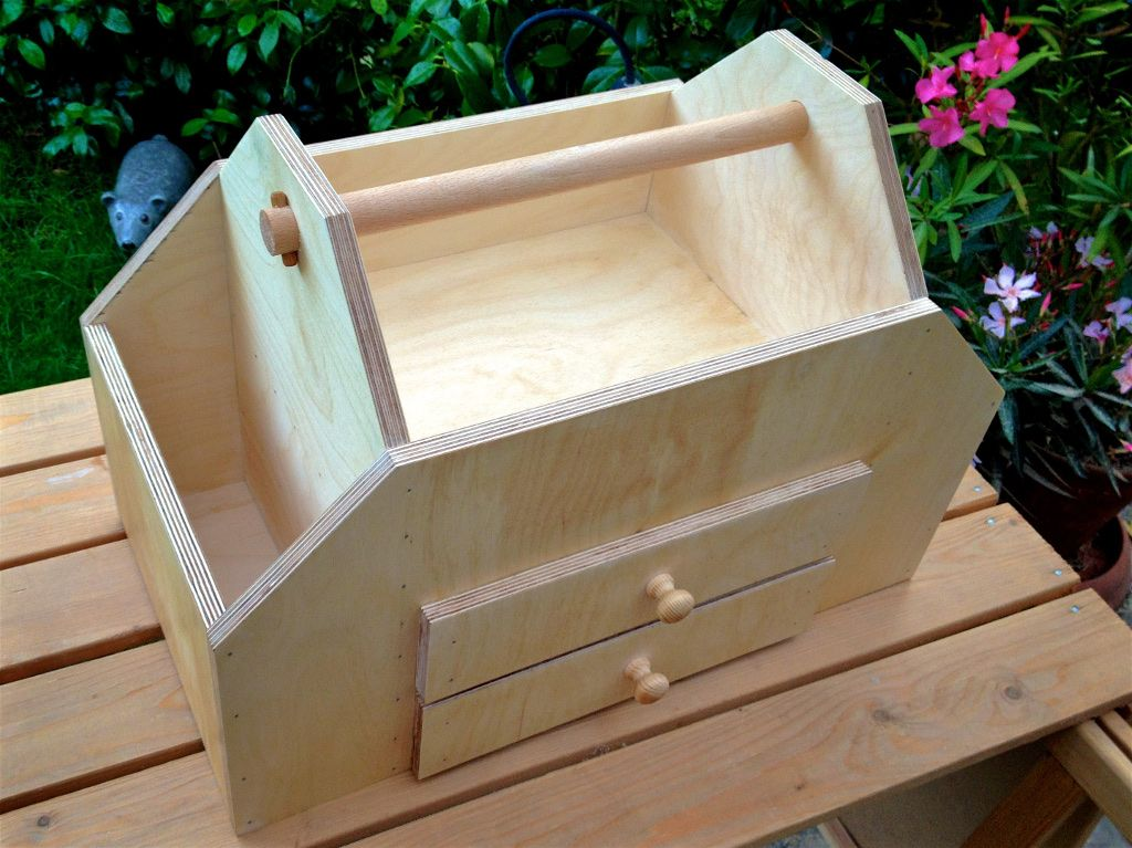 Building a wooden toolbox - looking for suggestions. | Fa ötletek ...