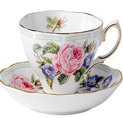Royal Albert - Botanical Teas - Series Roses
