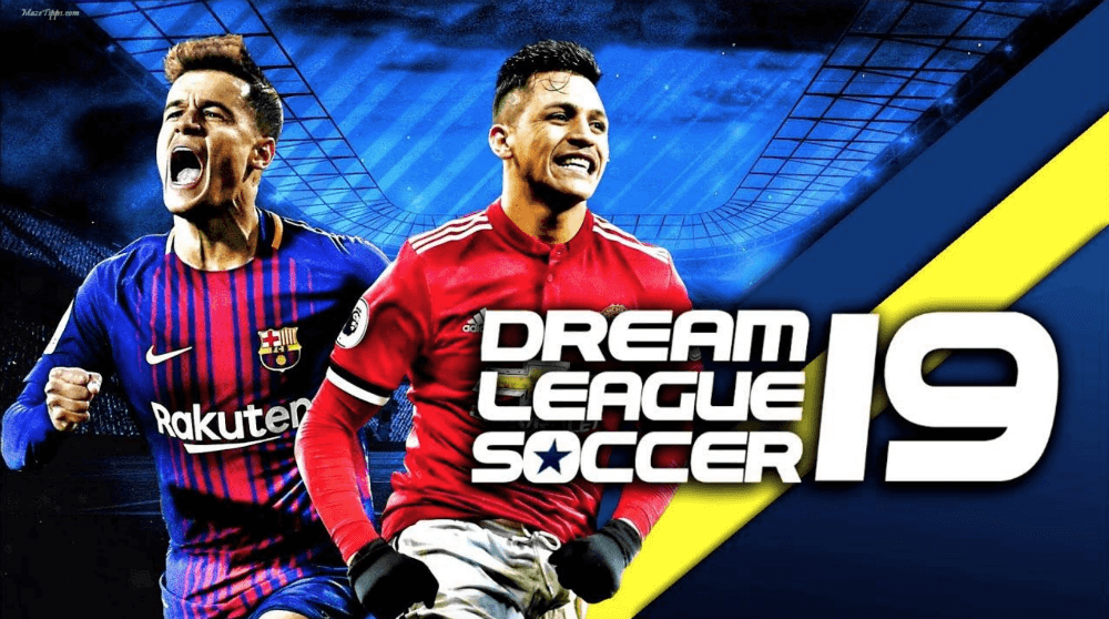 Pin by MODPLAY on Dream League Soccer 2019 (MOD Unlimited