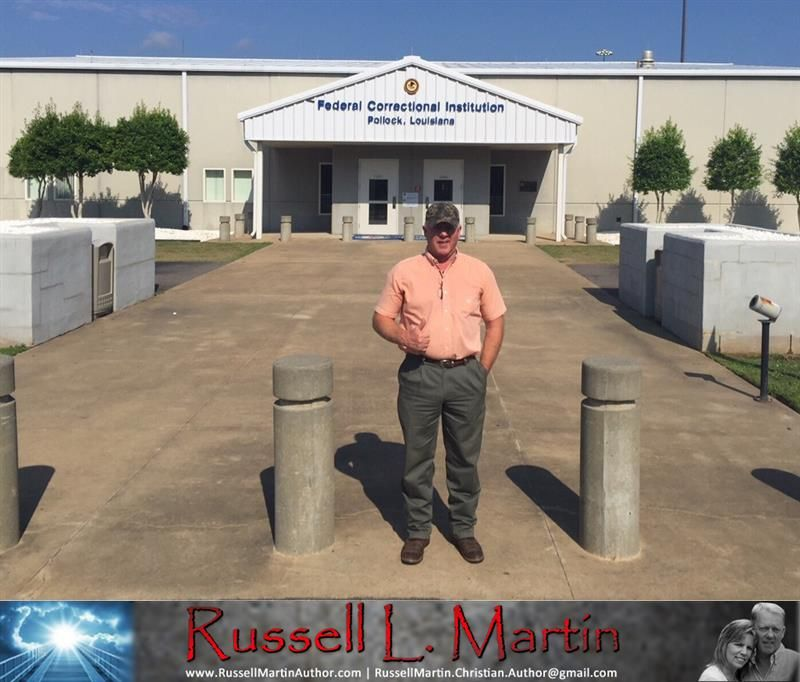Russell L  Martin was honored to be the guest speaker at the